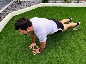 push ups for muscle